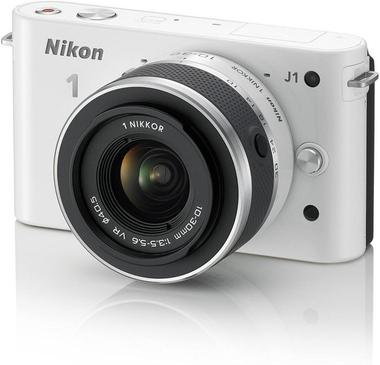 Kamera Nikon J1