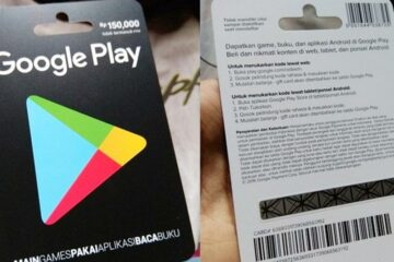 Tips Beli Voucher Google Play Secara Online di Blibli
